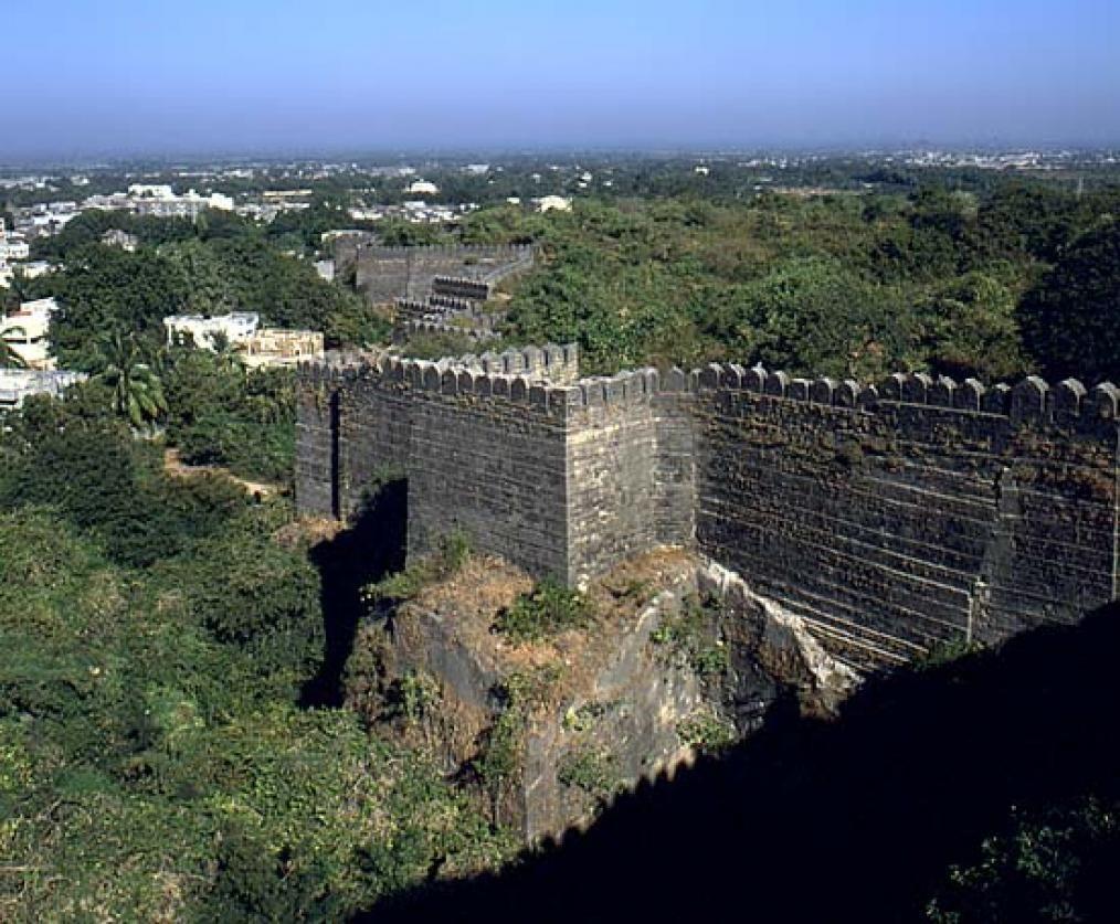 The spooky uparkot fort junagadh gujarat - Uperkot Fort Junagadh Gujarat India