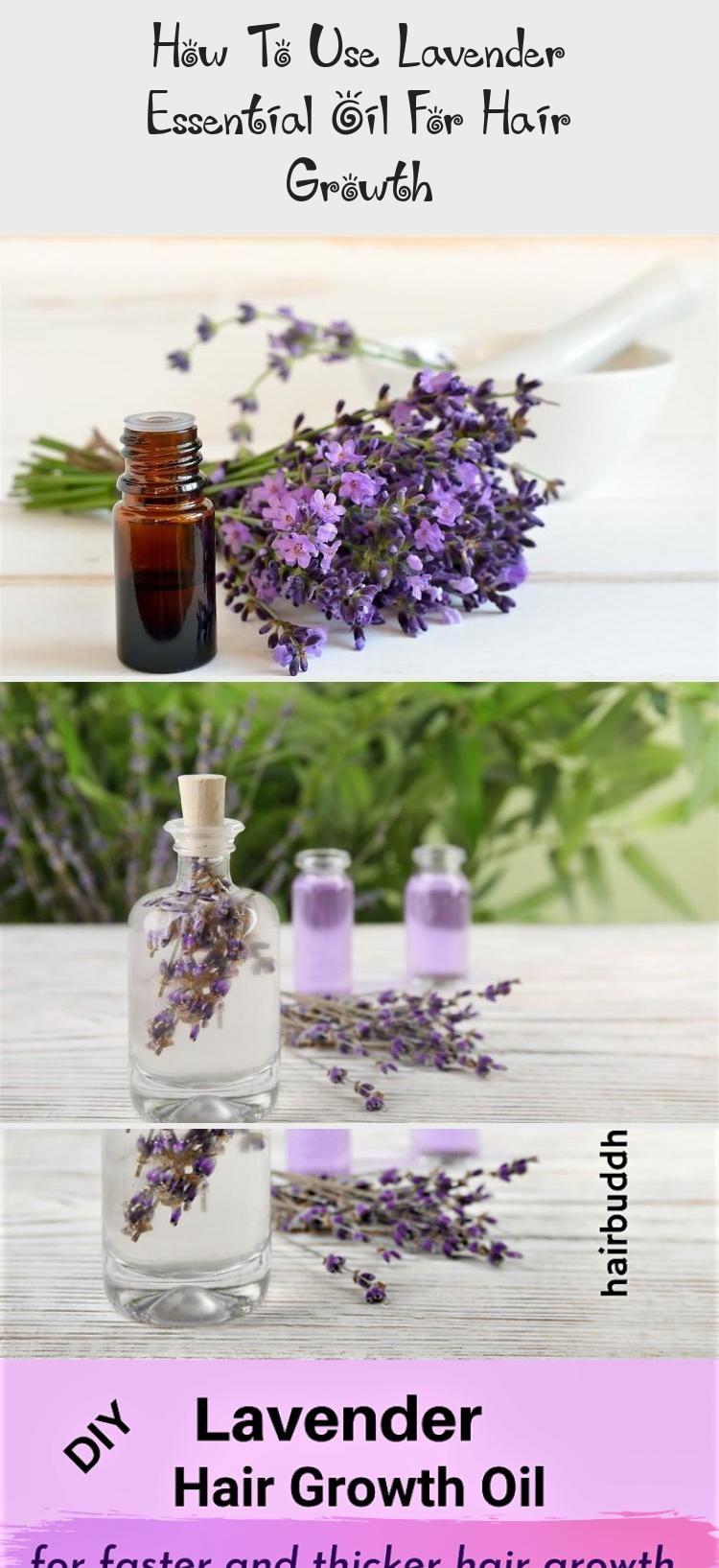 Lavender Essential Oil Is Super Amazing For Hair It Stimulates