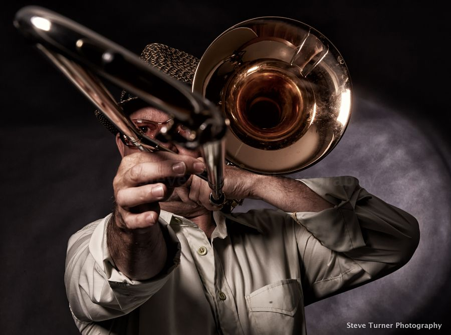 Trombone Jazz And Funk Player By Steve Turner Photo 144967243 500px Trombone Player Trombone Steve