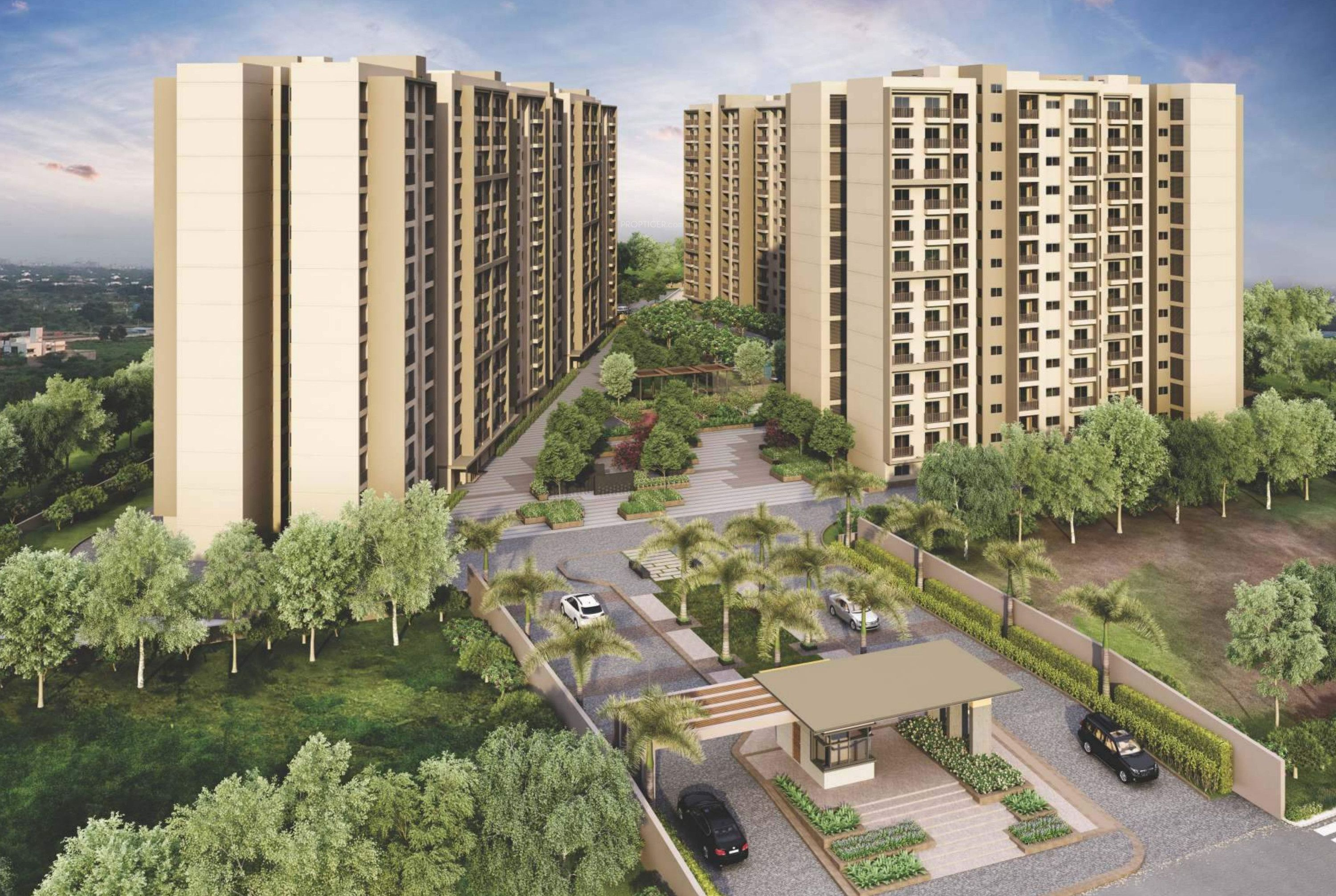 Goyal Orchid Piccadilly Residential