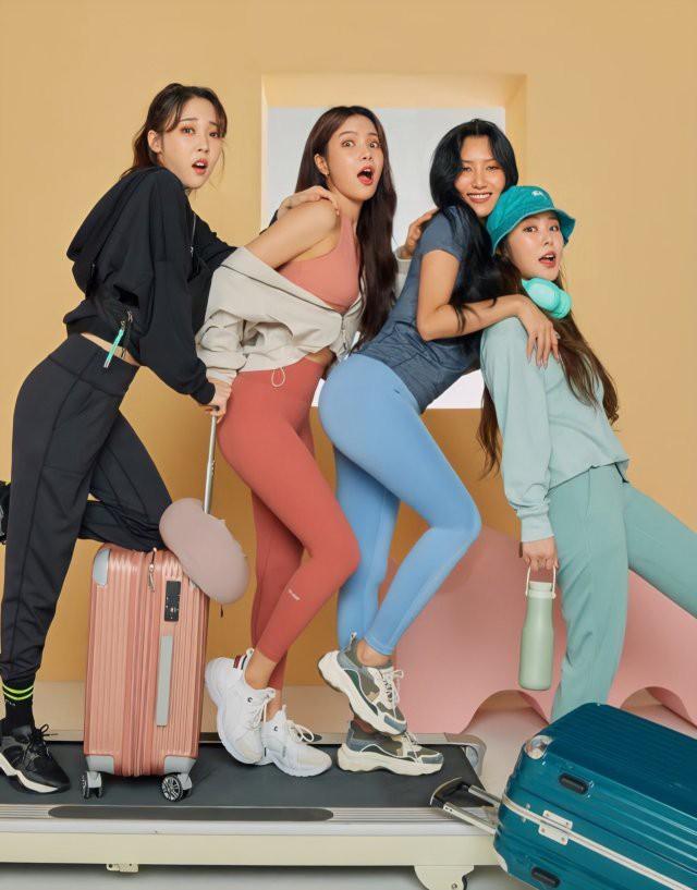 Bảng xếp hạng 10 nhóm nhạc nữ Kpop được tìm kiếm n