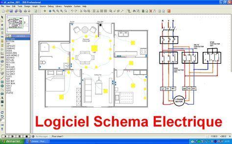 schema-electrique-1342525272jpg Normes Pinterest Construction - logiciel de plan de maison