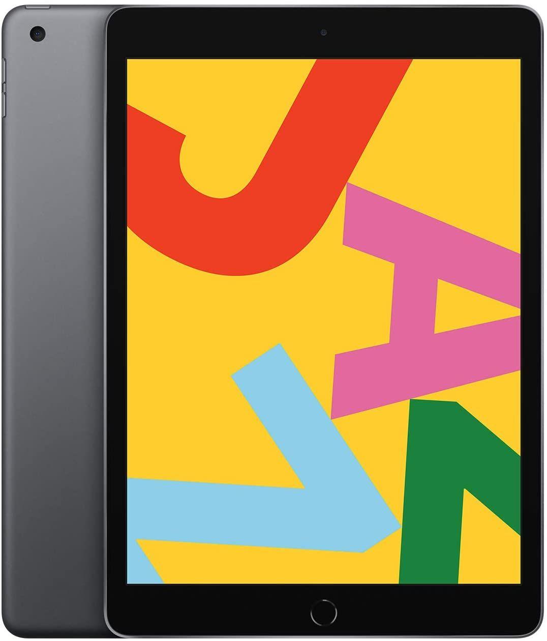 Apple Ipad 10 2 Inch Wi Fi 128gb Space Gray Latest Model In 2020 New Apple Ipad Apple Ipad Apple Ipad Mini
