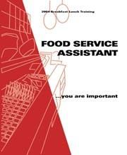 Day 1 - Food Service Assistant- You are important