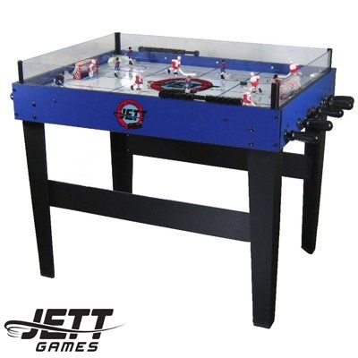 Bubble Rod Hockey Tables Jett Ice Raider Rod Hockey Table Hockey Rod Air Hockey