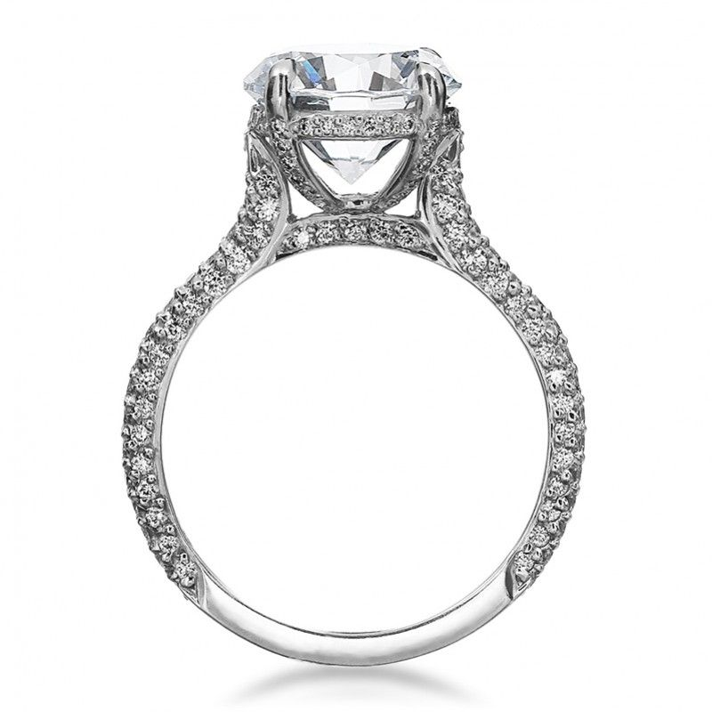 Michael B The Paris Collection The Paris Ring Style Code MB14X
