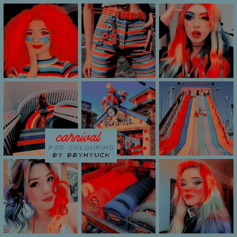 Carnival .psd by bbyhyuck on DeviantArt