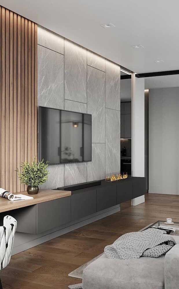 Pin by Khkofler on Einbauschrank wohnzimmer in 2020   Tv ...