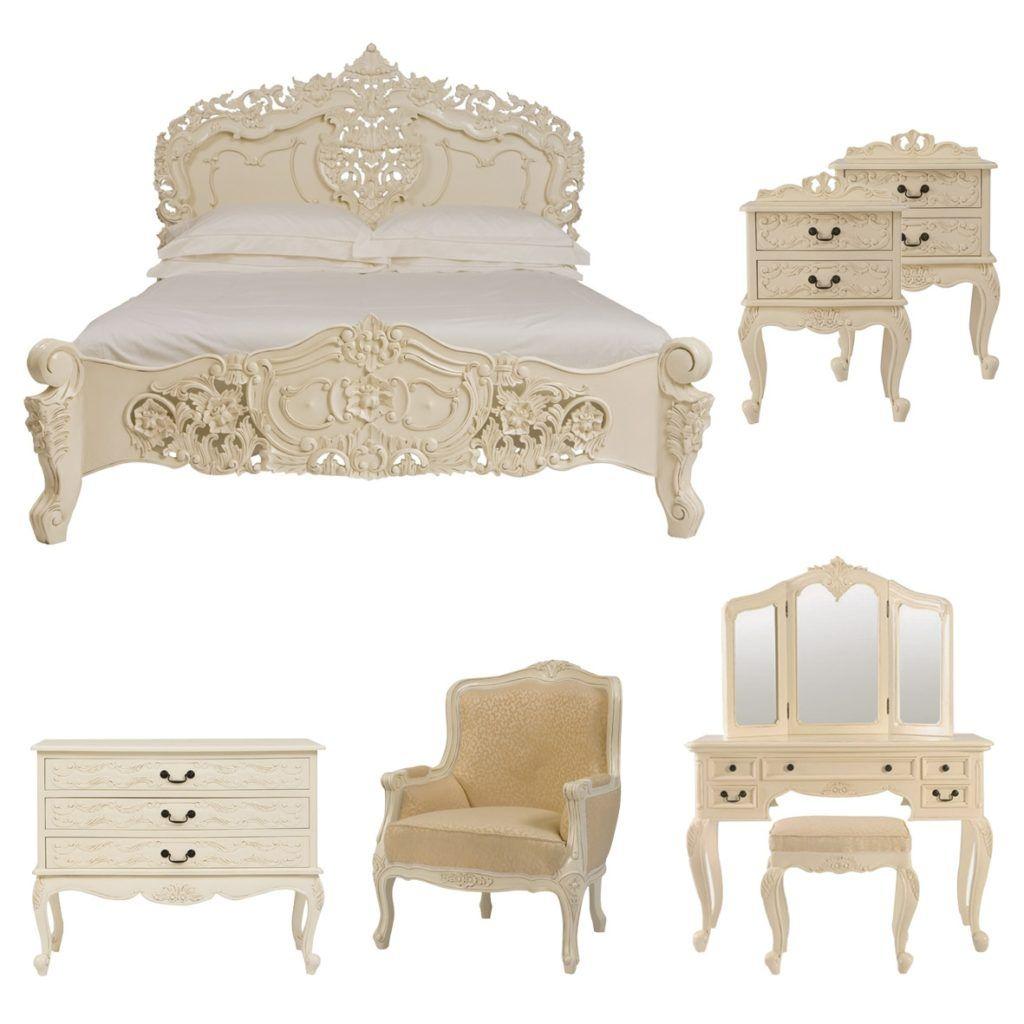 rococo bedroom furniture bedroom furniture pinterest