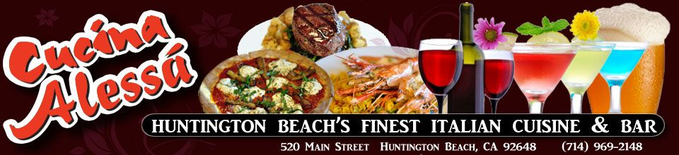 Cucina Alessa In Huntington Beach Ca Their Homemade Meatballs Will Change Your Life Huntington Beach Cucina Italian Cuisine