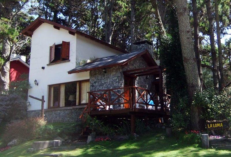 Fachadas de caba as en zona campestre for Fachadas de cabanas rusticas