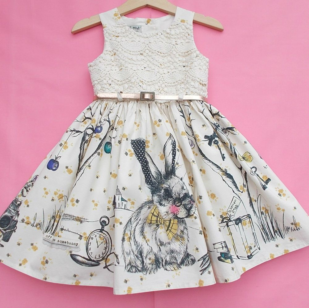 Kids' Clothing, Shoes & Accs Bnwt Girls Summer Dress 2-3 Years Fancy Colours
