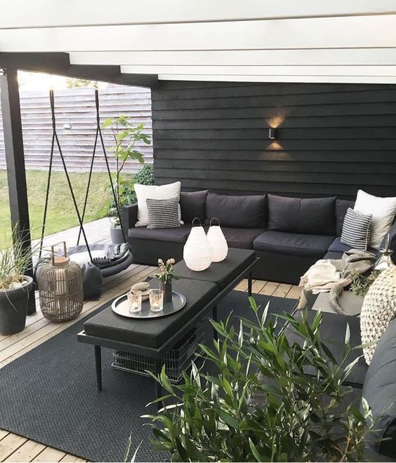 Photo of 25+ amazingly beautiful outdoor living room ideas for a small budget – WOHNKULTUR