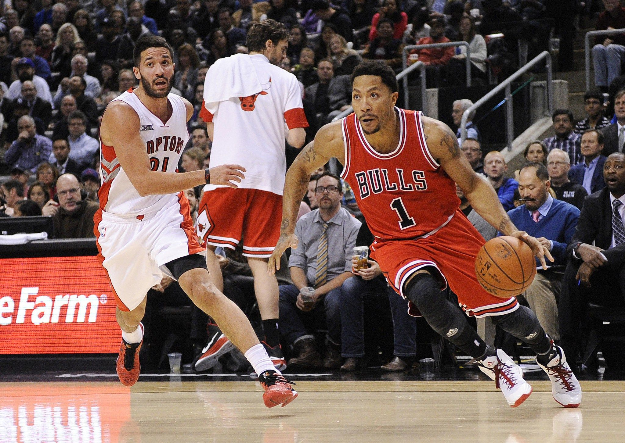 Chicago Bulls: It's Game Time