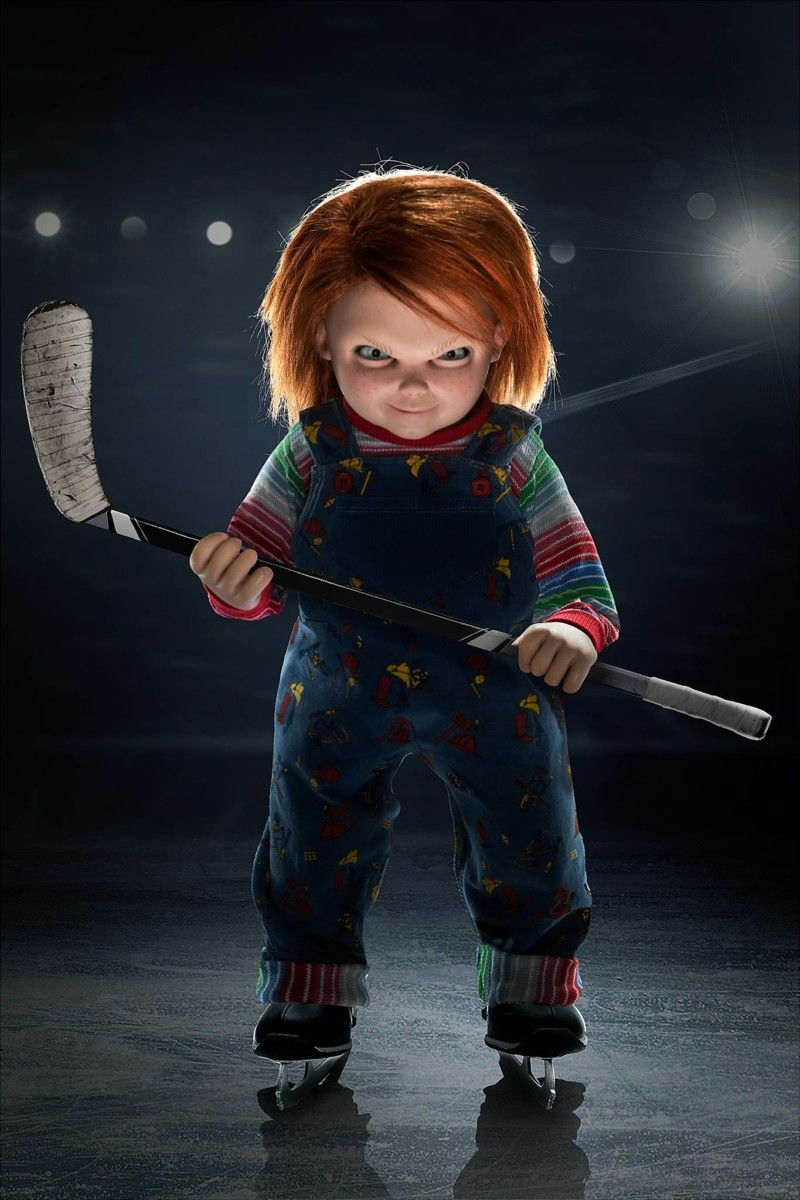 A Chucky TV series is coming to Syfy Chucky doll, Chucky