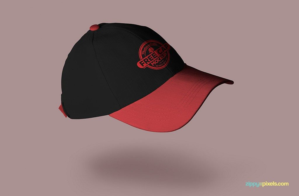 Download Free Baseball Cap Mockup Fribly Baseball Cap Cap Designs Cap
