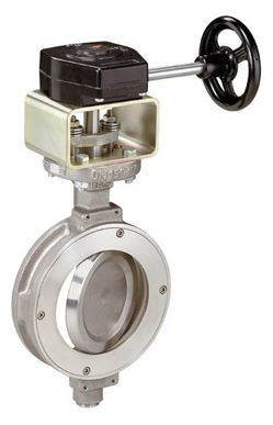 Manual Wafer Butterfly Valve High Performance Butterfly Valve Valve High Performance