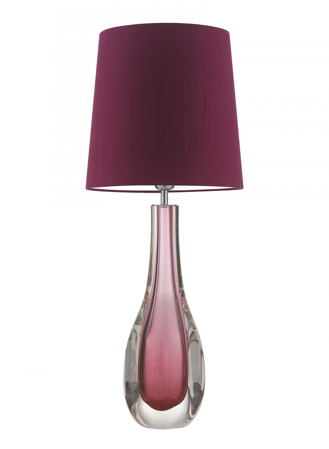 Auria Fuchsia Table Lamp Heathfield Co Lamps Pinterest
