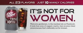 003 This ad is for a Dr Pepper drink. The caption says