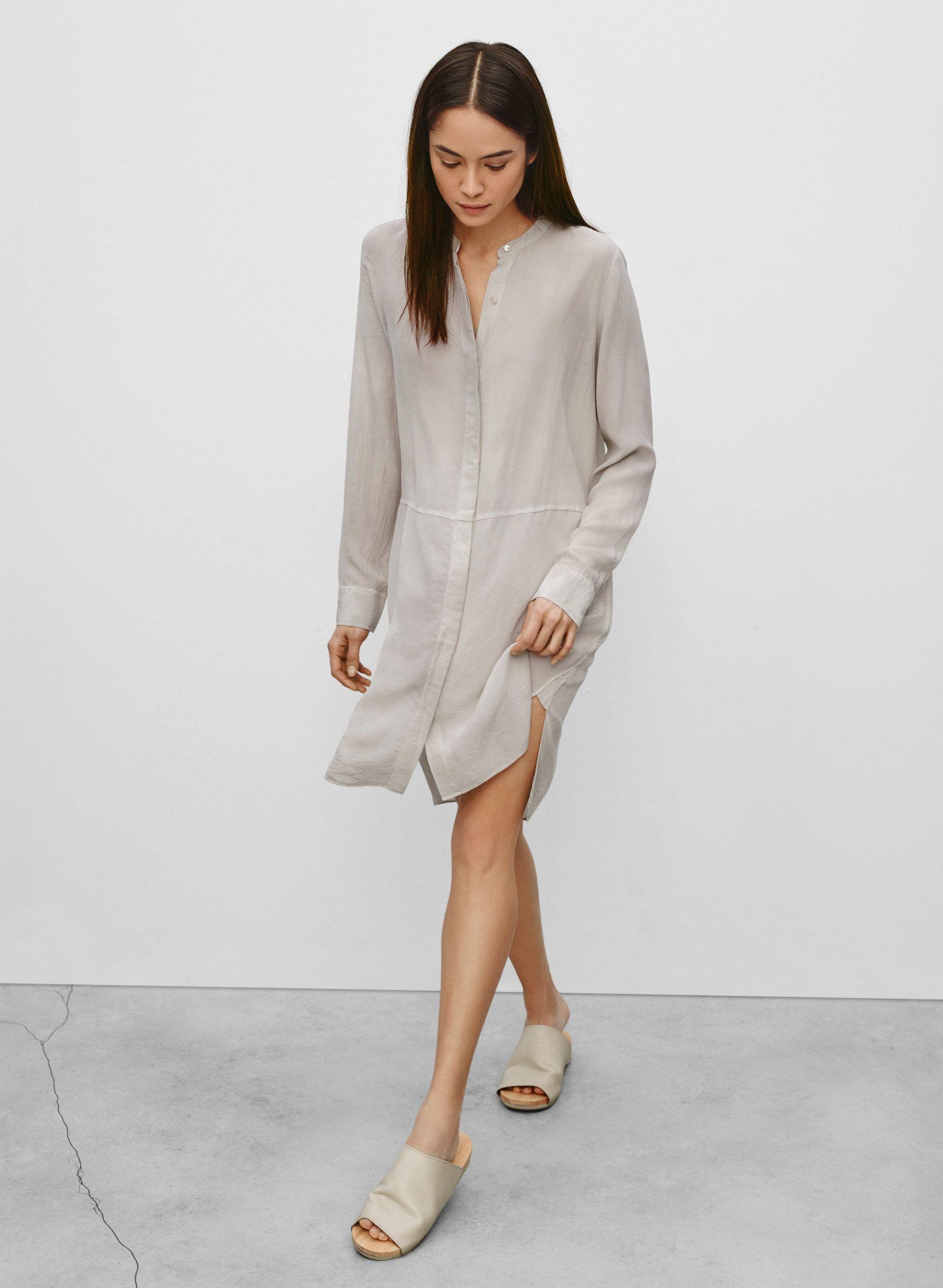 cbb0a5a9d Wilfred BOSSUT DRESS | Aritzia | want list | Fashion, Dresses, Style