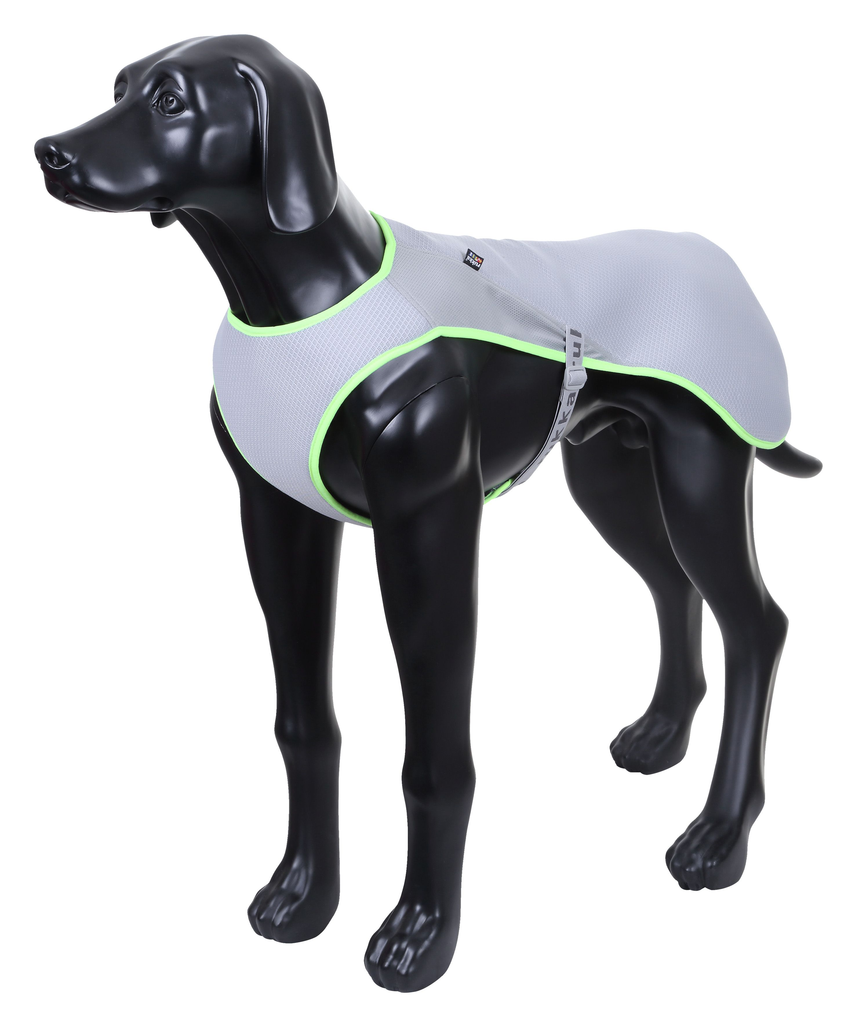 Rukka Pets Dog Cooling Jacket In Light Grey Sole Uk Importers