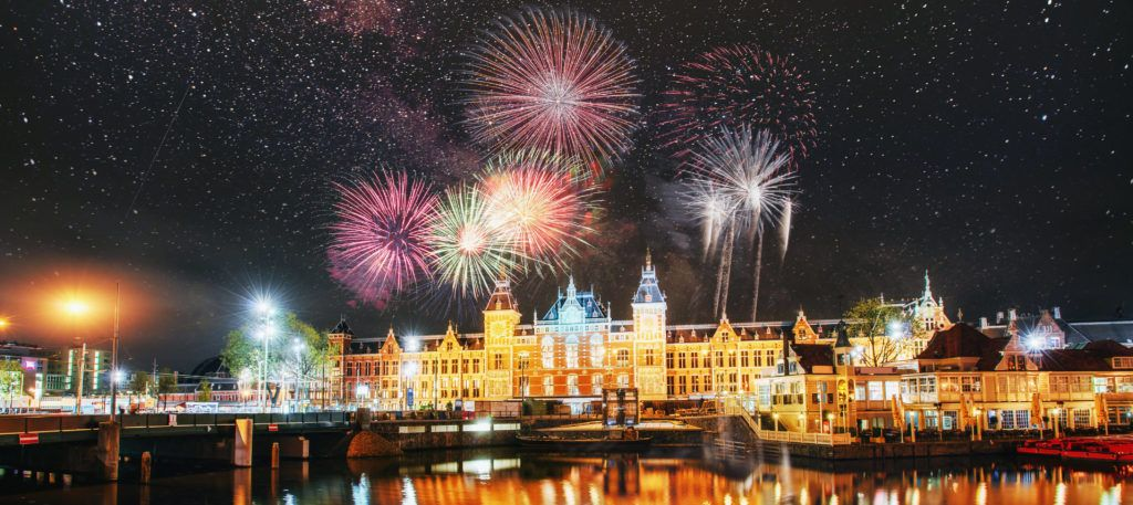 Amsterdam Netherlands Amsterdam New Years Eve Amsterdam New Year New Year In Scotland