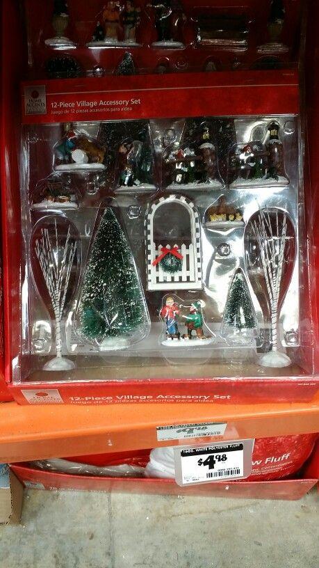 Home depot | Christmas Village | Pinterest | Christmas villages