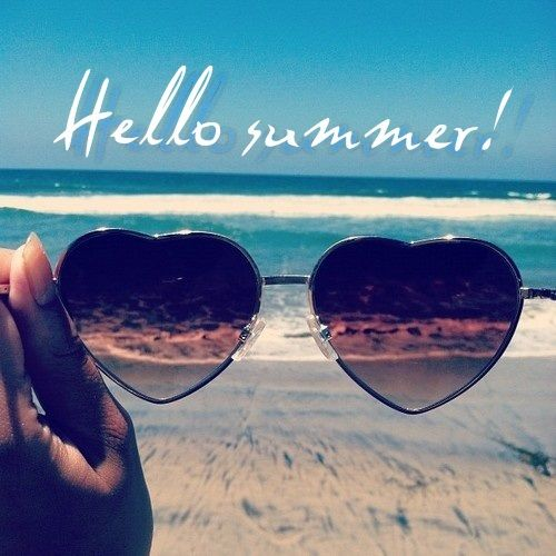 Incroyable Hello Summer! :)