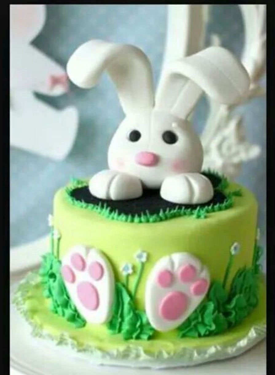 Pin By Aisha Khan On Cakeit Easter Cakes Easter Bunny Cake Holiday Cakes