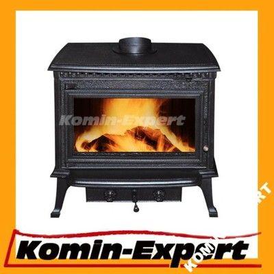 Piec Zeliwny Wilson Black Szamot 14kw Dopal Spalin 6328758682 Oficjalne Archiwum Allegro Home Appliances Wood Stove Home
