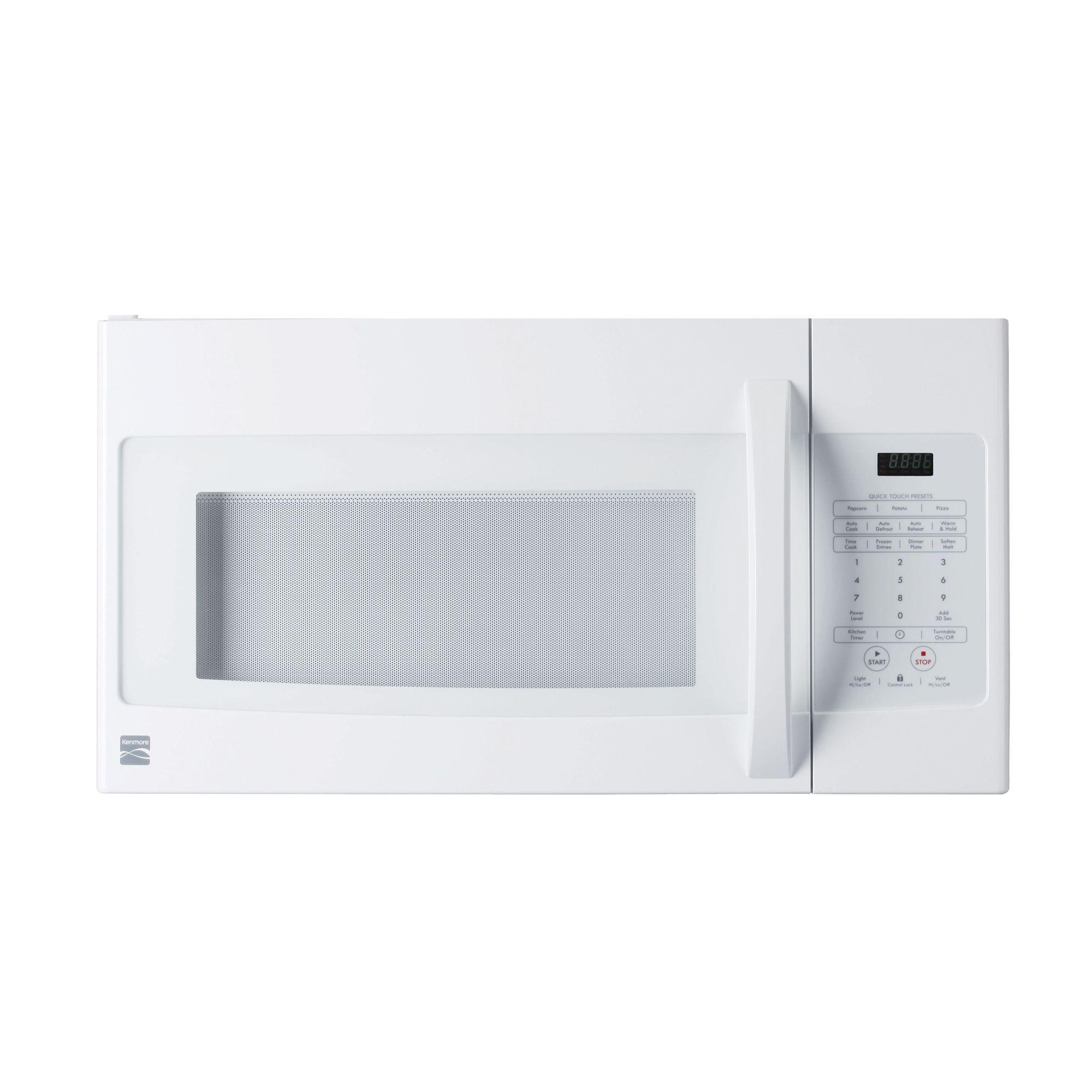 Range Microwave 1 6 Cu Ft 85032