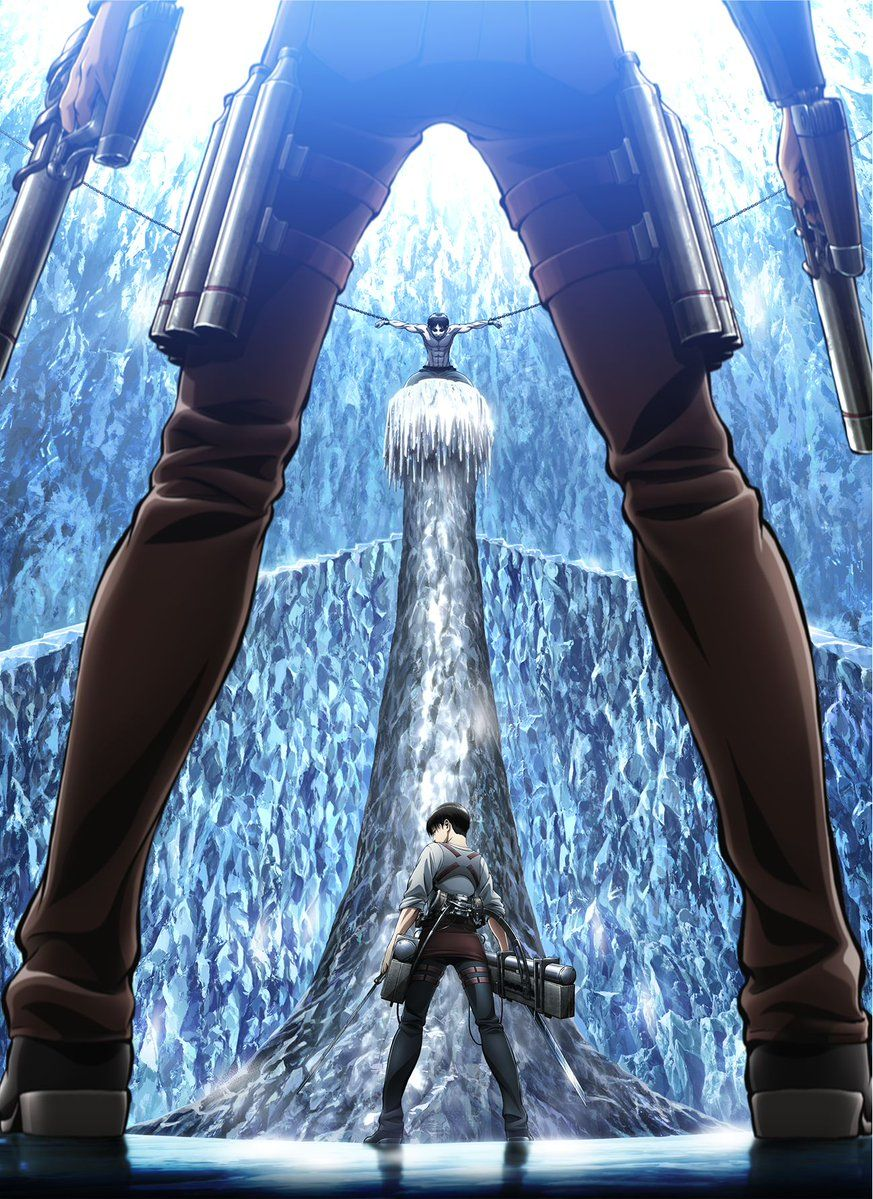 'Attack On Titan' Season 3 Poster Released