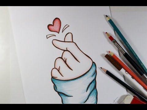 Como Fazer Um Desenho Tumblr Super Fácil Passo A Passo