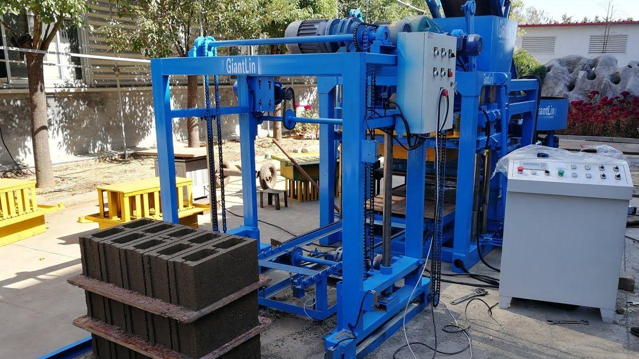 Maquinas Para Fabricar Bloques De Cemento Concreto Santo Domingo Bonao Bloques De Cemento Exteriores Caseros Cemento