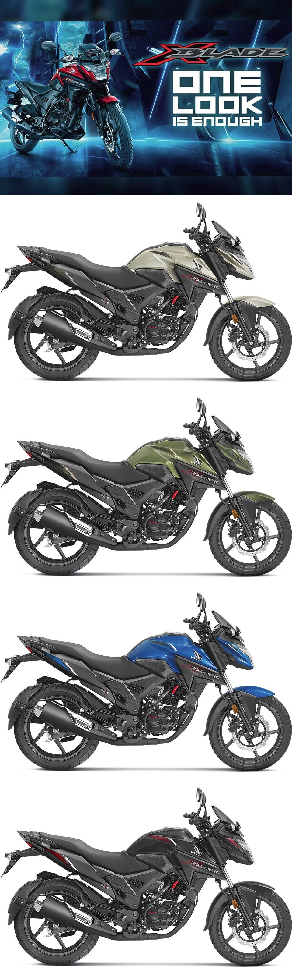 Honda Xblade 160 Officially Launched In India Honda Bike Blade
