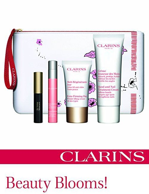 Clarins Gift & Travel Set - Hand & Nail Treatment Cream, Mission ...