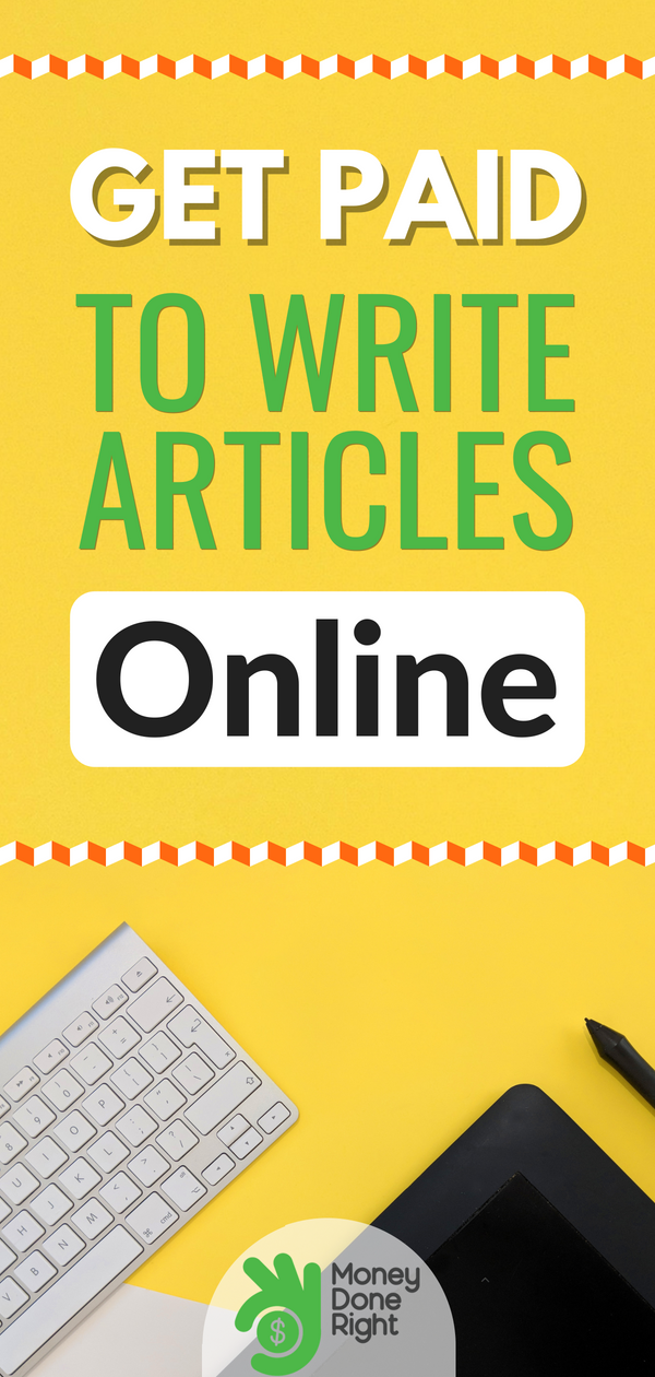 how to write good articles online