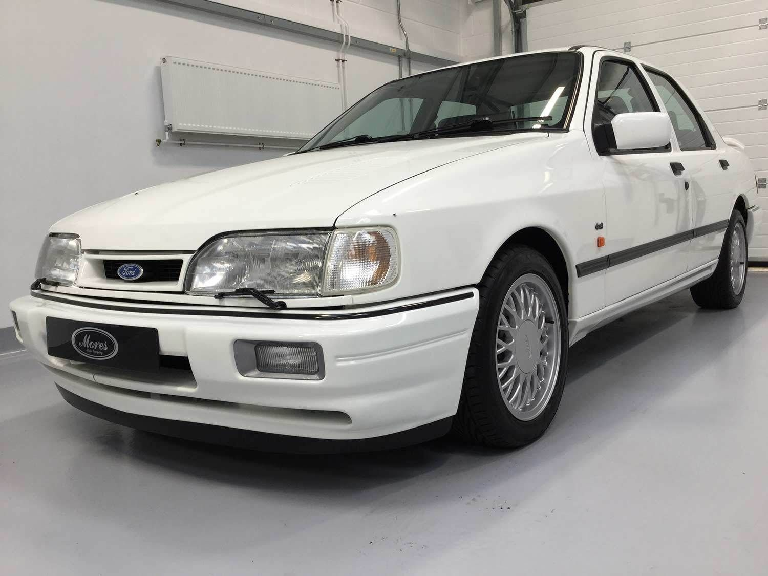 Check out this classic turbo. stunning ford sierra saphire 4x4 ...