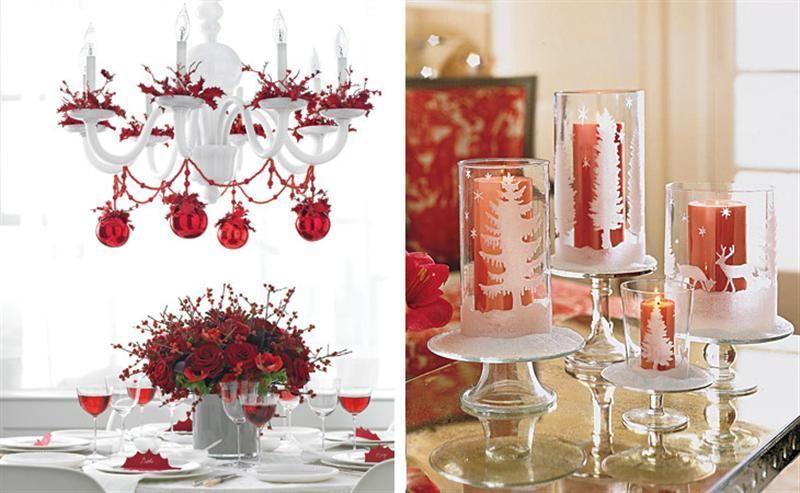 Christmas Candle Decoration 18 : christmas candle decoration ideas - www.pureclipart.com