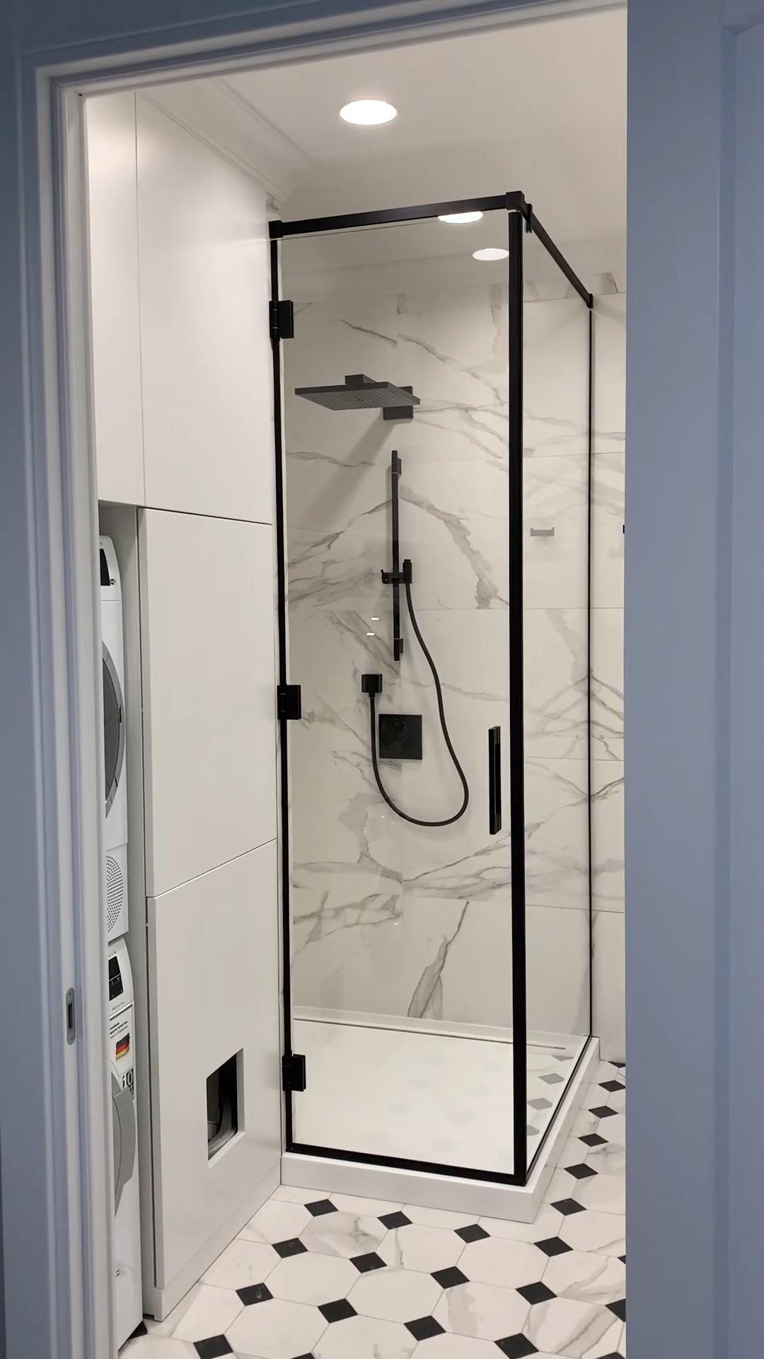 shower bathroom idea