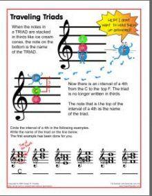 Music & teaching materials