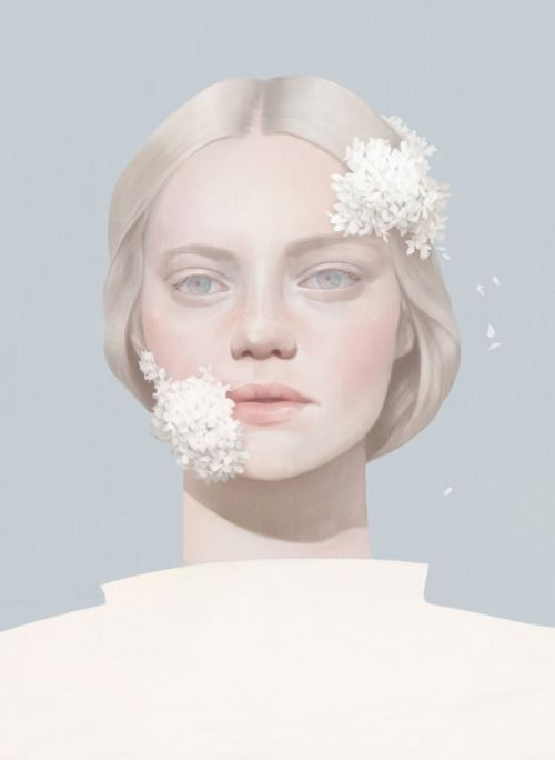 Digital Painting by Hsiao Ron Cheng
