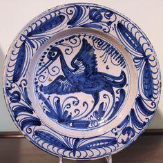 Hispano-Moresque pottery on Pinterest | Valencia, Ceramica and Spain