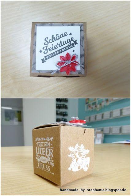 handmade-by-stephanie: Noch eine Box