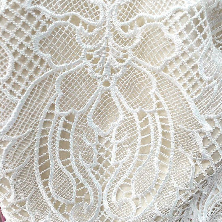 So many gorgeous details in our Fall 2016 collections!  Coming soon!  #morilee #fall2016 #sneakpeek #Repost @madelinegardner  Sneak Peak at @morileeofficial Vintage Lace#lace #weddingsdress #bride #party  #Alamango #Bridal #Textiles #Wedding #AlamangoBridal #AlamangoTextiles #Malta #LoveMalta #Bridesmaid #WeddingDress