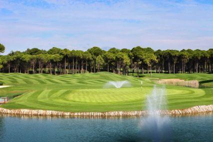 Book A Golf Holiday To Sueno Hotels Golf Resort Belek Turkey