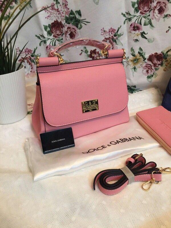 شنطه دولتشي مع محفظه 350 ريال بوت فيرساتشي 350 Top Handle Bag Hermes Kelly Bags