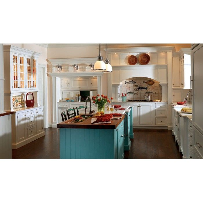 Plain Kitchen Cabinets: Plain And Fancy Kitchens Inc. Custom Kitchen