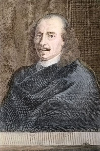 Pierre Corneille - portrait of French playwright of tragedies.  6 June 1606 – 1 October 1684.  (Photo by Culture Club/Getty Images) *** Local Caption ***