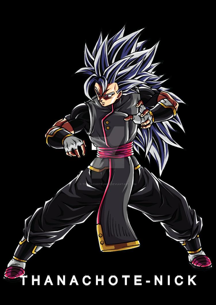 Oc Ziex Ultimate Super Saiyan God Color 2 By Thanachote Nick Dragon Ball Super Art Dragon Ball Super Manga Anime Dragon Ball Super